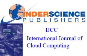 International Journal of Cloud Computing